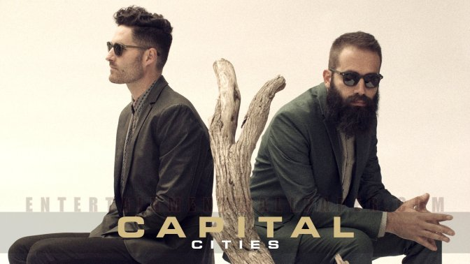 "Les versions d'il Dottore: Capital Cities ""Stayin' Alive"""