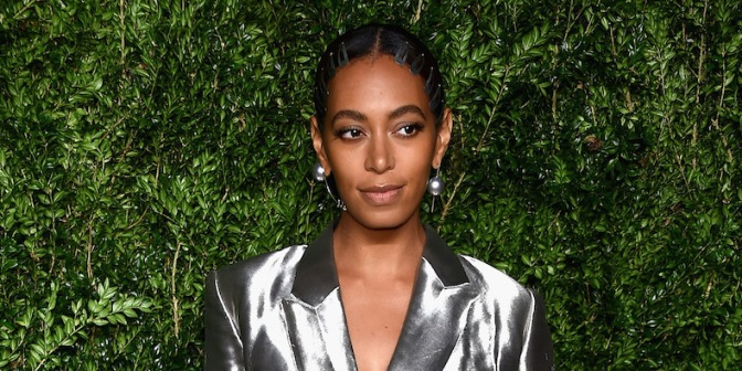 The muses of La Musa: Solange