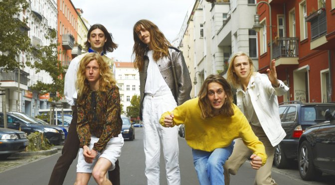 "Hit of the week: Parcels ""Overnight"""