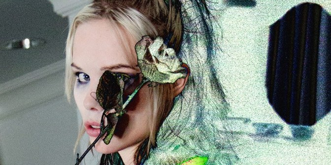 The muses of la musa: Alice Glass