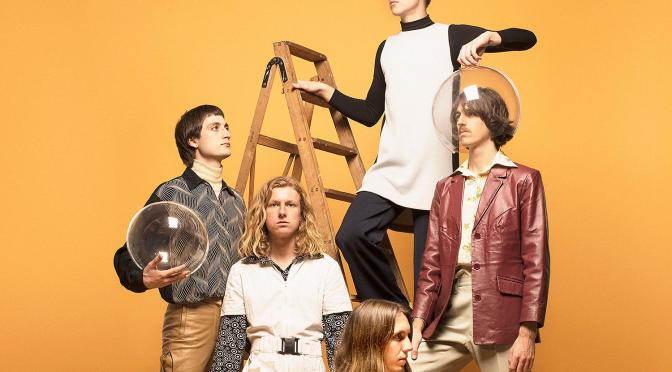 Hit of the week: Parcels 'TIEDUPRIGHTNOW'