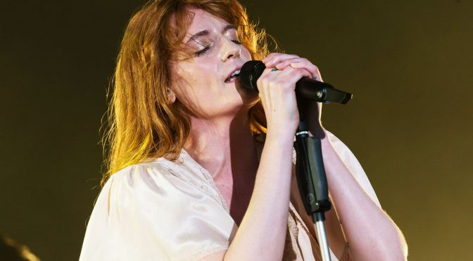 "Best Covers:  Florence+The Machine ""Cornflake Girl"""