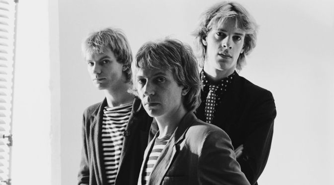 4Ever Songs: The Police 'Roxanne'